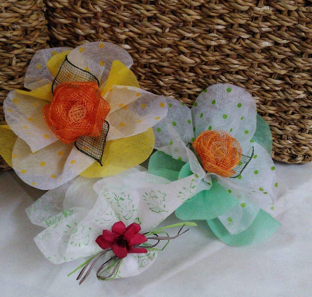 bomboniere silk paper